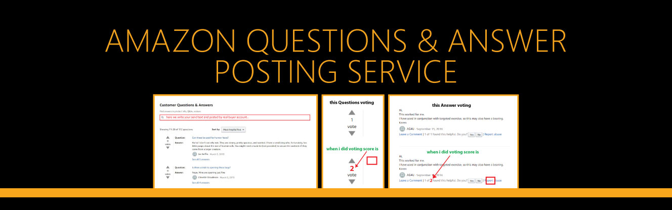 AMAZON-QUESTIONS-&-ANSWER-POSTING-SERVICE
