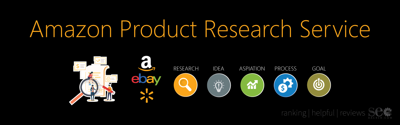 amazon product research service